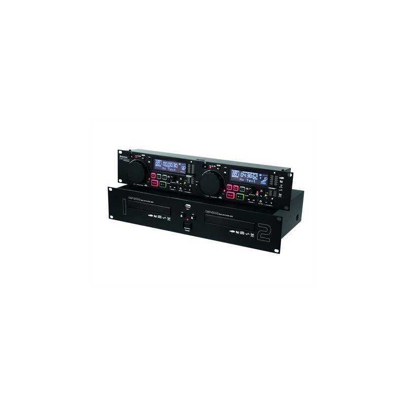 Location Double lecteur JB SYSTEM CD/USB/MP3