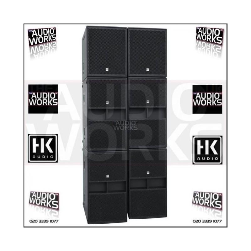 Location système sonorisation HK ICON LTS en Vendee