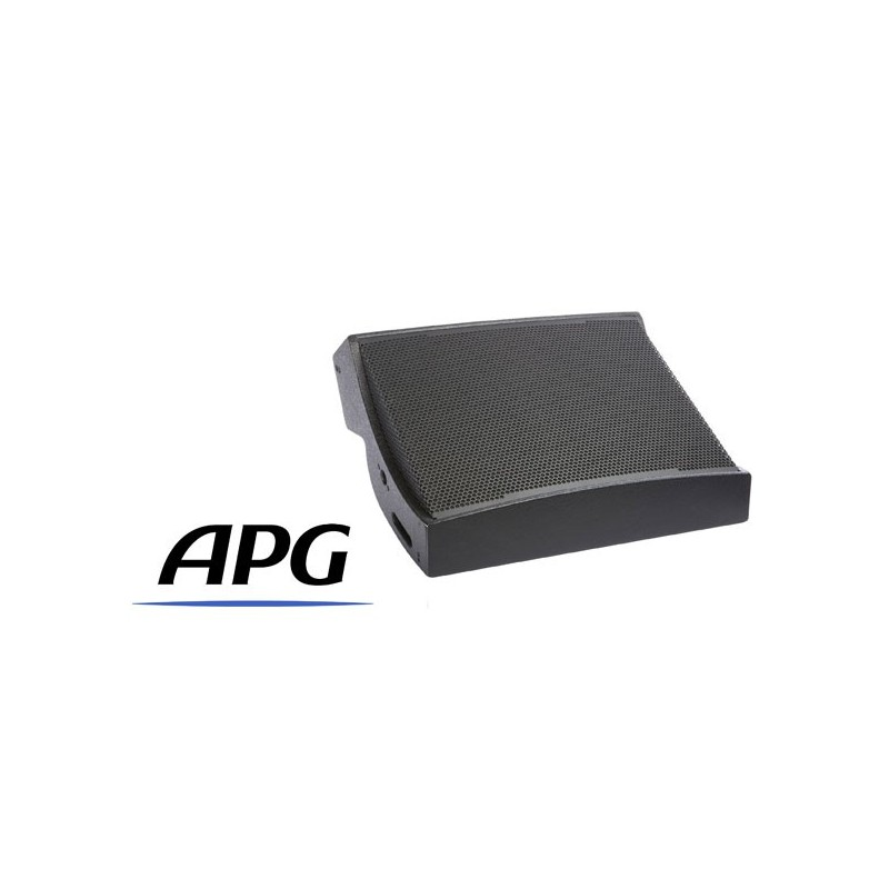 Location enceinte APG DX15 600 watts