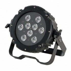 Location LED PAR EXT INVOLIGHT 9*9W RGB