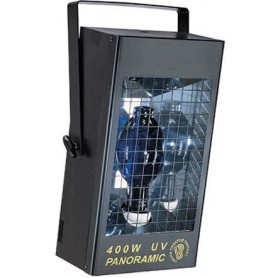 Location Black gun UV 400 watts