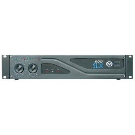 Location amplification MAC MAH SLX600II - 2*600 watts/4