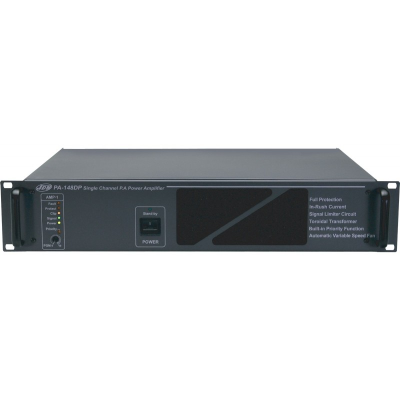 Location amplificateur 100 volts JPA-480 DPT JEDIA