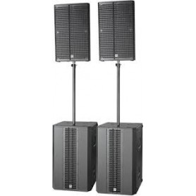 Location HK Pack Power Linear 5 - système amplifiée 4400 watts