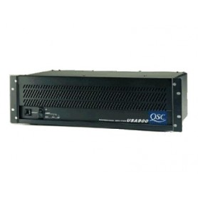 Location amplification QSC USA900 2*450 watts / 4