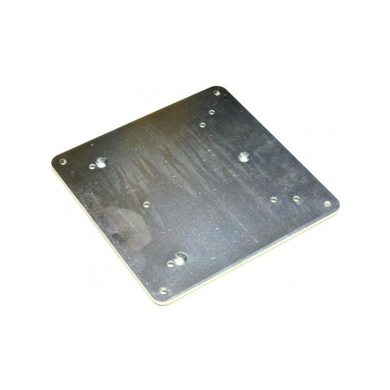 Location Base légère carré 35cm*35cm platine en vendee