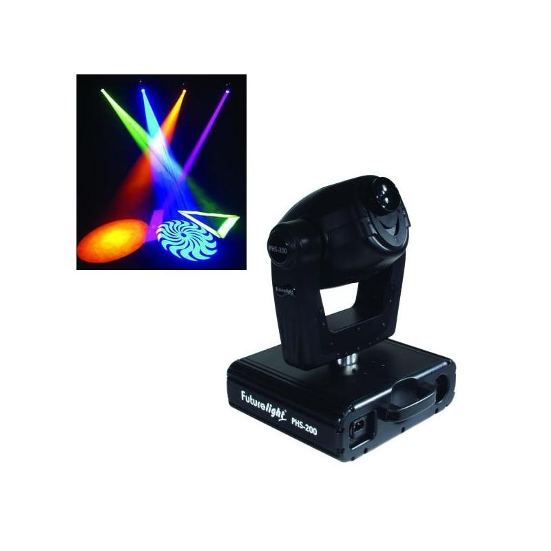 Location LYRE PHS200 FUTURELIGHT effet disco eclairage en vendee