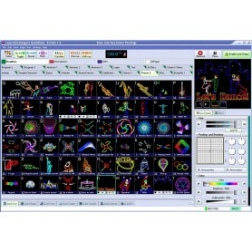 Location Logiciel QUICKSHOW Pangolin pour laser