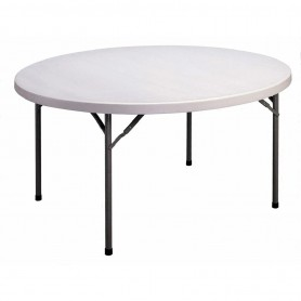 Location table ronde 180 cm (vendée)