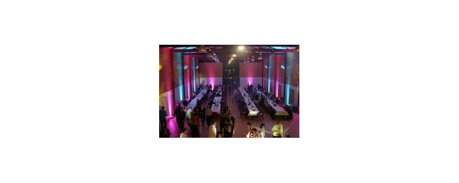 Projecteurs d' ambiance en location chez Events 85 Vendée