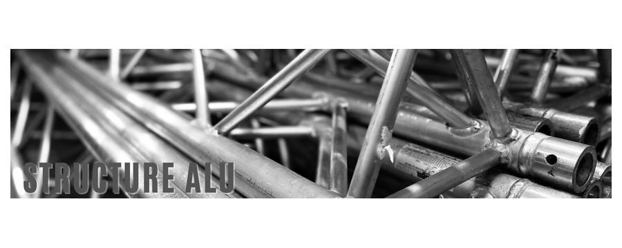 Structure & pied Levage chez Events 85 en location